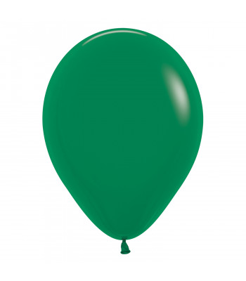Latex Balloons - Standard - Forest Green