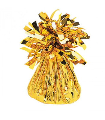 Foil Balloon Weight - Gold