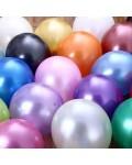 Metallic Latex Balloons