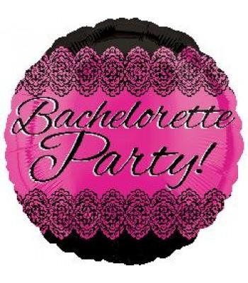 Foil Balloons - Special Message - Bachelorette