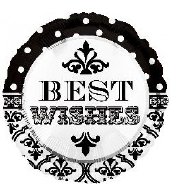 Foil Balloons - Special Message - Best Wishes