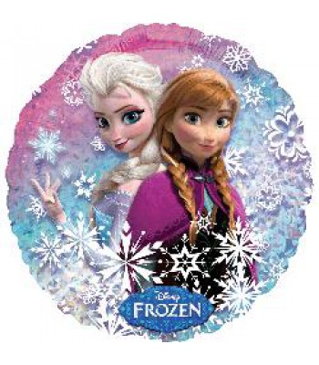 Foil Balloons - Cartoon Characters - Frozen