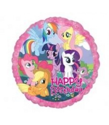 Foil Balloons - Children Birthday - My Little Pony Birthday