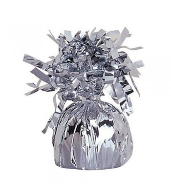 Foil Balloon Weight - Silver