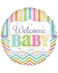 Baby Shower Foil Balloons