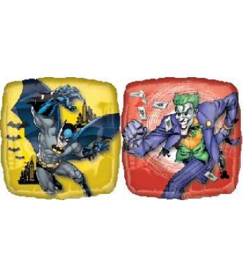 Foil Balloons - Cartoon Characters - Batman & Joker