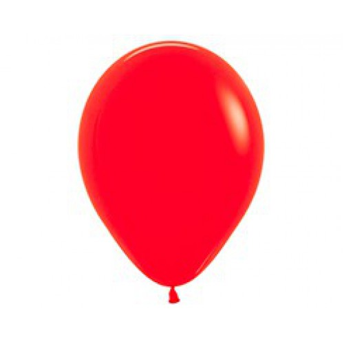 Latex Balloons - Standard - Red